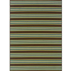 Style Haven /Green d Outdoor Area Rug
