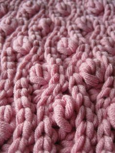 Tutorial - ribbon berry crochet - YES THIS IS CROCHET!!!