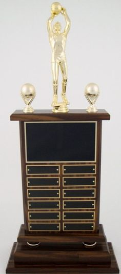 Basketball Perpetual Trophy SPT-Basketball
