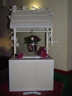 Wedding Wishing well for sale