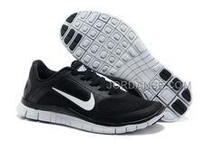 http://www.jordanse.com/nike-free-40-v3-black-white-for-sale.html #NIKE #FREE 4.0 V3 BLACK WHITE FOR #SALEOnly$76.00  Free Shipping!