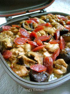 Peng's Kitchen: Claypot Chicken Rice by HCP