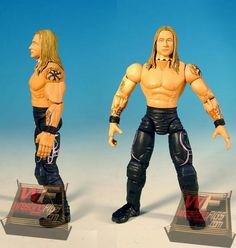 Unreleased Prototype Kid Kash wrestling action figure #∆∆shani