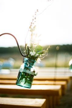 Rustic Wedding by Cassidy Brooke - Southern Weddings Magazine