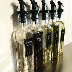 ダイソー、セリア、キャンドゥ・・・。100円ショップで販売している「オイルボトル」は可愛いものばかり!どれを買うか迷っちゃいます♪