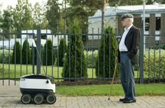 Drones vs. Robots: The Battle For Our Delivery Future Is On