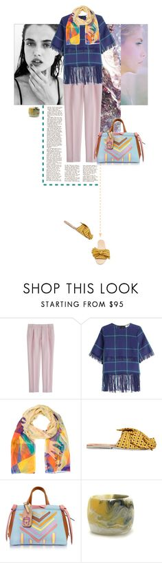 """""""Second Hand."""" by simonedevine ❤ liked on Polyvore featuring Anja, J.Crew, MSGM, Miu Miu, Brother Vellies, Paula Cademartori and vintage"""