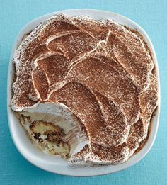 SeacoastKidsCalendar.com >> Keep cool with this super easy Frozen Tiramisu recipe. Yum.