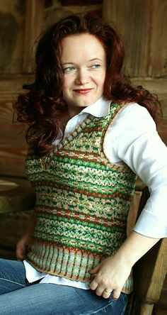 Ravelry: Iptanna's Ivy League Vest