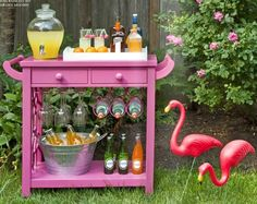 @ amanda buyert--this would look great on your deck--maybe not in pink though! ;)