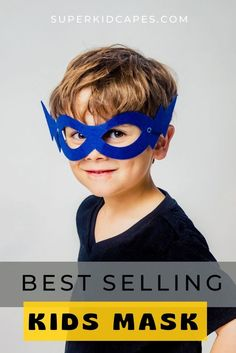 Our kids and adult superhero masks come in 14 fun and bright colors. Our masks make the perfect addition to any superhero halloween costume. Each mask is made with a sturdy felt and adjustable star to fit all sizes. Use our masks for halloween costumes, dress-up days at school, or birthday party favors. Ignite your imagination today with our handmade superhero masks. Get more halloween costume ideas and inspiration at superkidcapes.com. Superhero Halloween Costumes, Superhero Capes, Boy Costumes, Super Hero Costumes, Halloween Masks, Halloween Kids, Costume Ideas, Superhero Dress, Dress Up Area