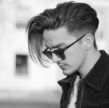 mens long undercut More