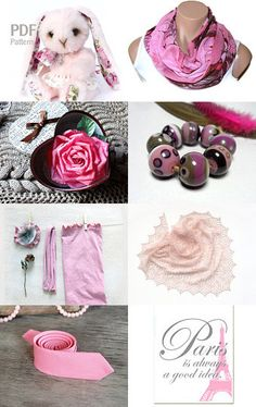 pink by людмила профатило on Etsy--Pinned with TreasuryPin.com