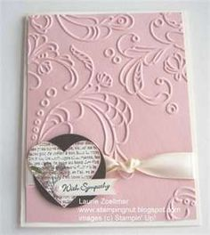 Like this embossing