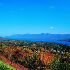 Lake George is open for tourism year-round.