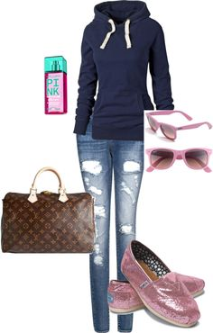 """sunday morning!"" by monselb on Polyvore: cute shoes and simple styling but pants a little to tight"