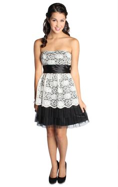 dis be my dress for homecoming :)