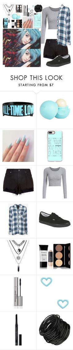 """""""Alex Dorame ~9~"""" by i-am-the-one-and-only ❤ liked on Polyvore featuring River Island, Casetify, rag & bone, Rails, Vans, Smashbox, Nude by Nature, Sisley, Marc by Marc Jacobs and Christian Dior"""