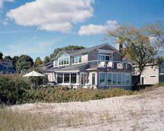 Peaks Island Home Winkelman Architecture Exteriors