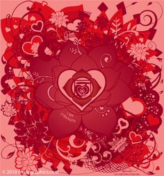 Valentine's Root Chakra by Saintbirdy on deviantART