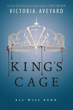 King's Cage by Victoria Aveyard | 18 YA Books We're Looking Forward To In 2017