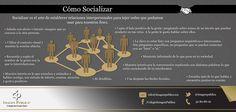 Te compartimos los imagotips de Alvaro Gordoa sobre cómo socializar.