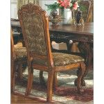 McFerran Home Furnishings - Traditional Dining Room Chair in Light Cherry (Set of 2) - MCFD7600-S