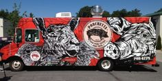 Porchetta Food Truck is my favriote food truck make it as your wallpaper