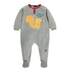 One piece pyjama / Pyjama une-pièce Souris Mini