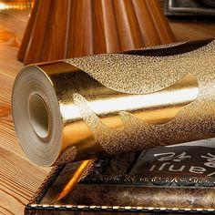 Pas cher Luxe classique damassé victorienne Foil argent or papier peint métallique papier peint murale plafond chambre TV canapé fond décor à la maison, Acheter  Papiers peints de qualité directement des fournisseurs de Chine:                                                      Article no.:  WP57