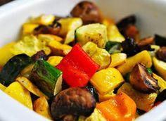 Mushroom Monday: Roasted Vegetables