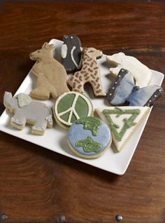 Love the Planet Organic Cookie Gift Set