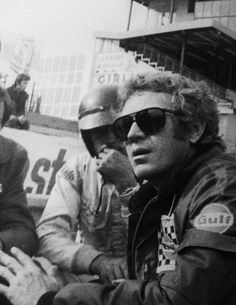Steve McQueen (Le Mans 1970).