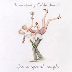 Home to an exquisite range of delightful greeting cards, prints, stationery & gifts Anniversary Wishes For Parents, Anniversary Quotes For Couple, Happy Wedding Anniversary Wishes, Wedding Aniversary, Anniversary Greetings, Funny Anniversary Cards, Birthday Greetings, Ben Savage, Birthday Wishes Messages