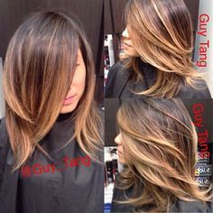 how to balayage at home - Google Search