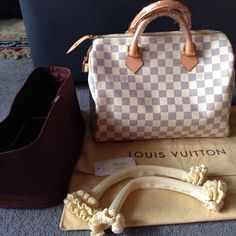 Louis Vuitton Speedy Handbag - Only $222.99 !