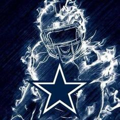 An Image Tagged Dallas Cowboys Player Art