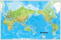 The relationship between social equality and maps will make you do a world map large detailed physical cloth poster 242 online on sale at wall art store gumiabroncs Gallery