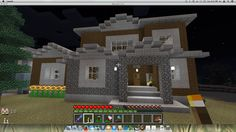 Traditional House, Minecraft, Built by Jolynn