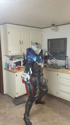 Project: Zed cosplay I made c: hope you guys like it