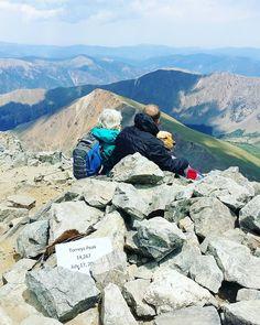 There are 53 mountains over 14000ft (4267m) in Colorado. So far I've climbed four of them (Quandary Bierstadt Elbert Torreys). What's next?  #14er #mountains #vuoret #fourteener #colorado #visitcolorado #coloradolive #cometolife #hiking #patikointi #outdoors #vaellus #torreyspeak  #graysandtorreys @colorado14ers #travel #matka #reissu #adventure #rockies #rockymountains #kalliovuoret (via Instagram)