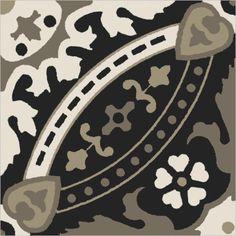 Lille-Dark single tile