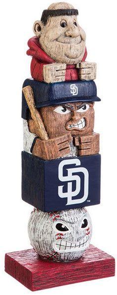 Evergreen San Diego Padres Tiki Totem