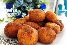Bayat Ekmekli Peynirli Toplar(Kahvaltılık) Tarifi