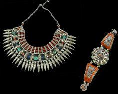 Necklace,bracelet