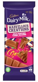 Cadbury Dairy Milk Marvellous Creations Jelly Popping Candy Beanies