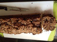 Bananenbrood. Vind het recept op www.focusonfoodies.nl