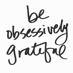 I've been making it a point every morning to start my day with gratitude, obsessing over every good thing happening in my life, thankful for everything that has come my way. It amazing how differently your days can go when you start your day with an attitude of gratitude, feeling blessed in every aspect of your life✨