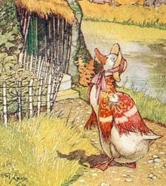 style of Jemima-Puddleduck by Beatrix Potter by Maiden11976