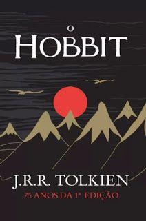 Entre Livros & Entrelinhas: Resenha: O Hobbit - J.R.R. Tolkien
